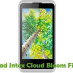 Intex Cloud Bloom Firmware