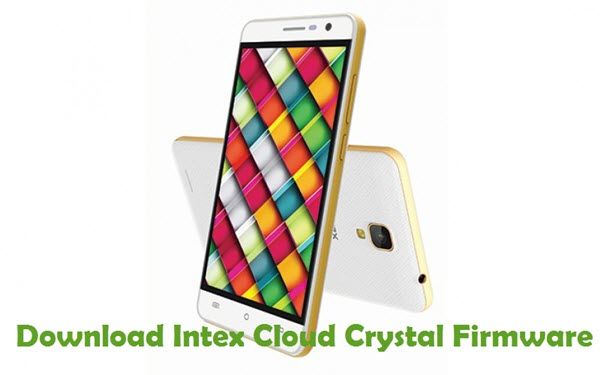 Download Intex Cloud Crystal Firmware