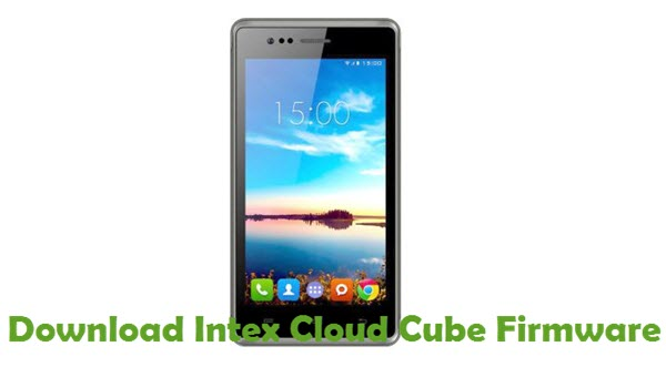 Download Intex Cloud Cube Firmware