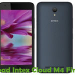 Intex Cloud M4 Firmware