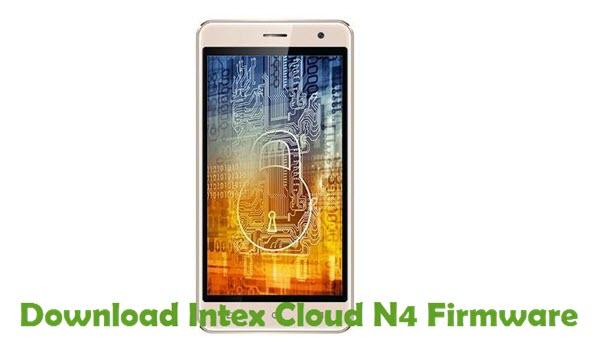 Download Intex Cloud N4 Firmware