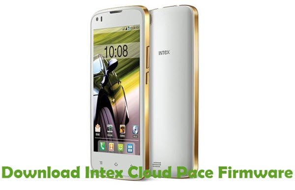 Download Intex Cloud Pace Firmware