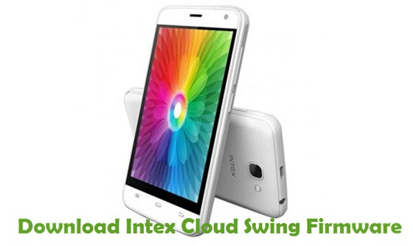 Download Intex Cloud Swing Firmware