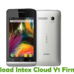 Intex Cloud Y1 Firmware