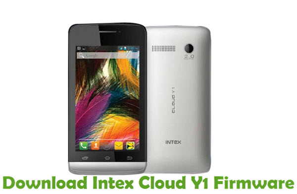 Download Intex Cloud Y1 Firmware