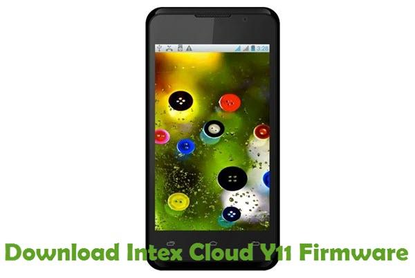 Download Intex Cloud Y11 Firmware