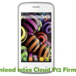 Intex Cloud Y12 Firmware