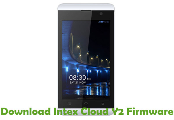 Download Intex Cloud Y2 Firmware