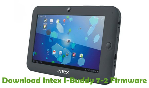 Download Intex I-Buddy 7-2 Firmware