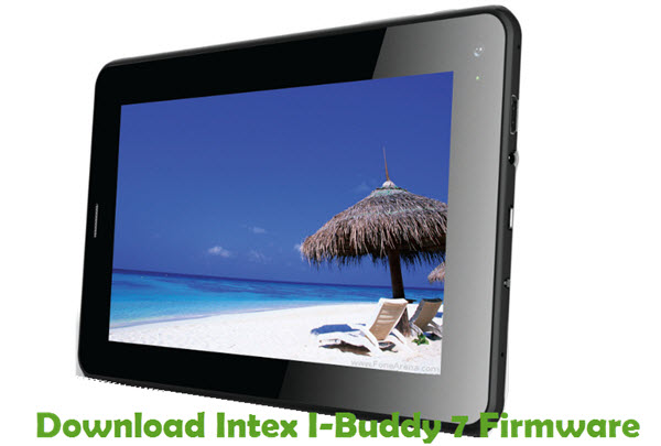 Download Intex I-Buddy 7 Firmware