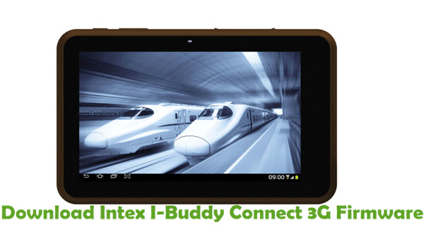 Download Intex I-Buddy Connect 3G Firmware