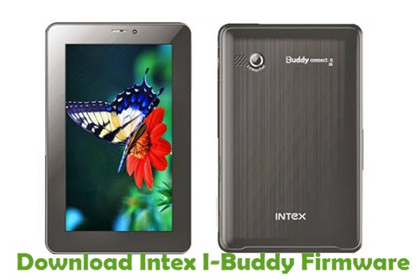 Download Intex I-Buddy Firmware