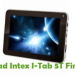 Intex I-Tab 5T Firmware