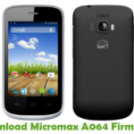 Micromax A064 Firmware