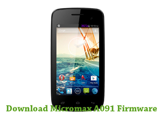 Download Micromax A091 Firmware