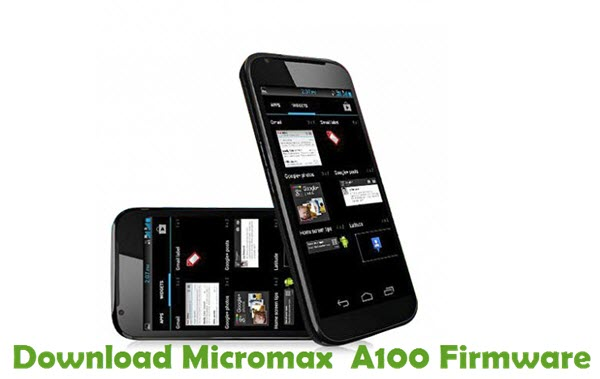 Download Micromax A100 Firmware