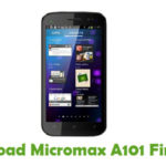 Micromax A101 Firmware
