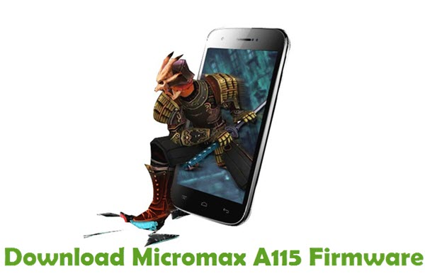 Download Micromax A115 Firmware