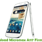 Micromax A117 Firmware