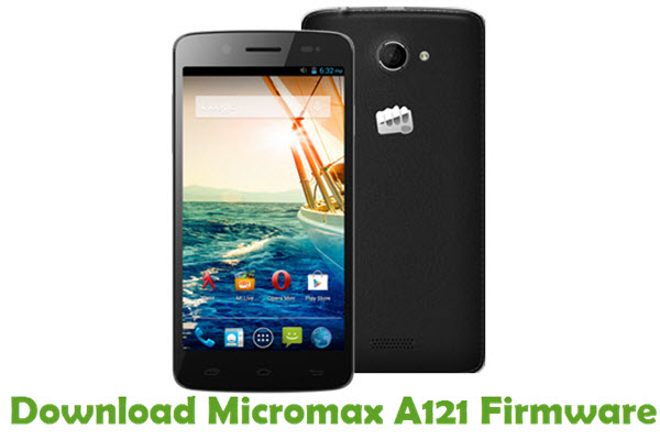 Download Micromax A121 Firmware