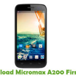 Micromax A200 Firmware