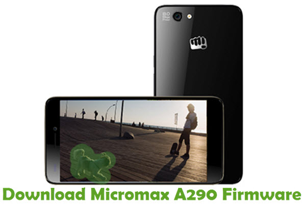 Download Micromax A290 Firmware