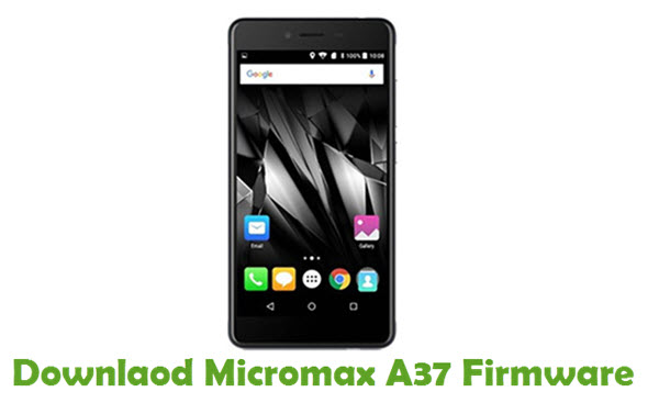 Download Micromax A37 Firmware