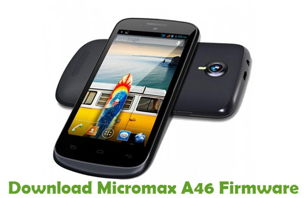 Download Micromax A46 Firmware