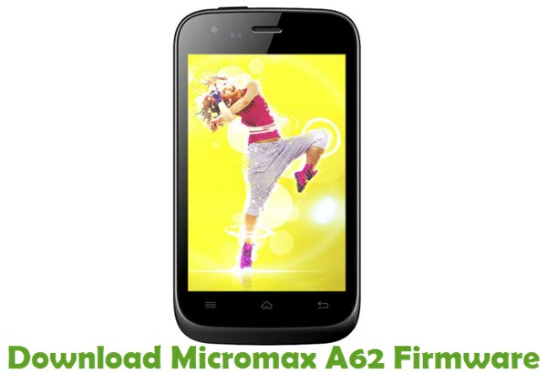 Download Micromax A62 Firmware