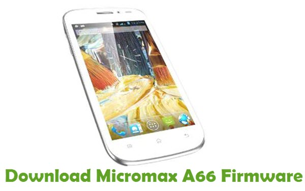 Download Micromax A66 Firmware
