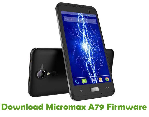 Download Micromax A79 Firmware