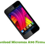 Micromax A90 Firmware