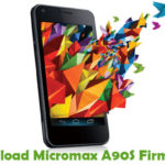 Micromax A90S Firmware