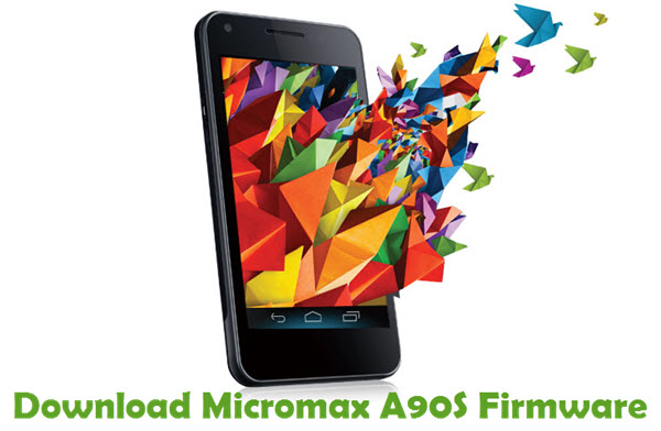 Download Micromax A90S Firmware