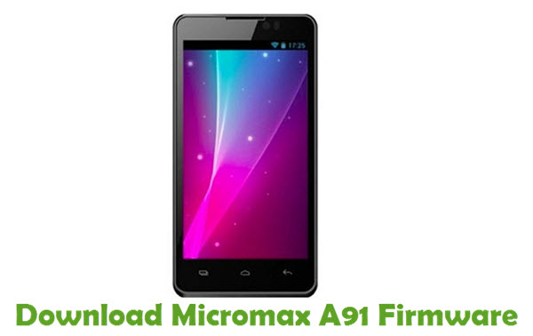 Download Micromax A91 Firmware