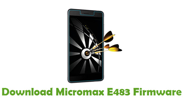 Download Micromax E483 Firmware