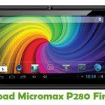 Micromax P280 Firmware