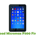 Micromax P300 Firmware