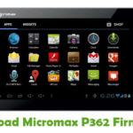 Micromax P362 Firmware