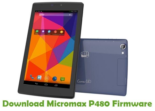 Download Micromax P480 Firmware