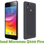 Micromax Q340 Firmware
