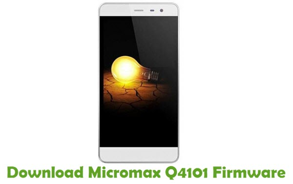 Download Micromax Q4101 Firmware