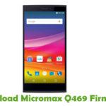 Micromax Q469 Firmware