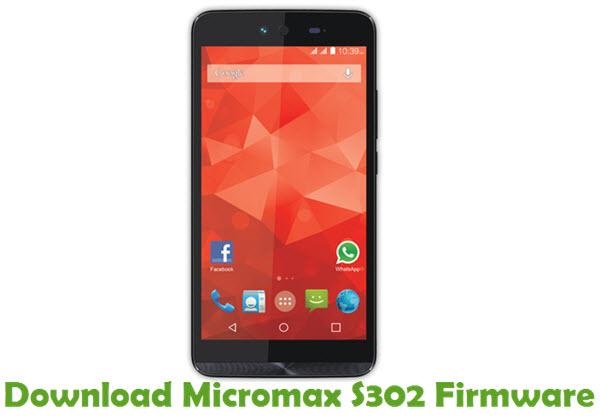 Download Micromax S302 Firmware