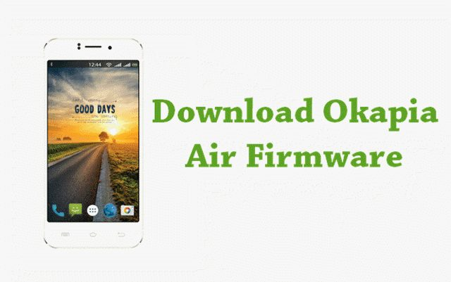 Download Okapia Air Firmware