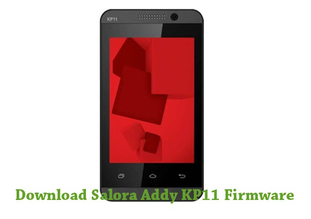 Download Salora Addy KP11 Firmware