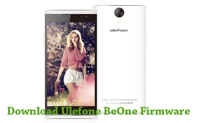 Download Ulefone BeOne Firmware