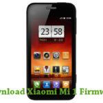 Xiaomi Mi 1 Firmware