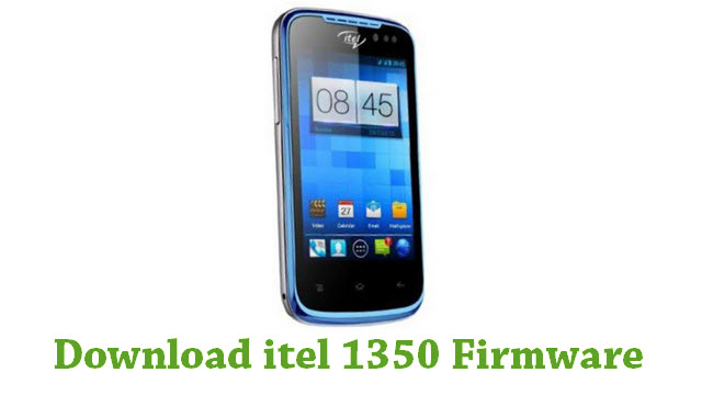 Download itel 1350 Firmware