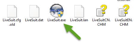 LiveSuit EXE File